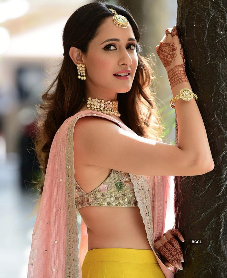 Pragya Jaiswal is making temperatures soar with her glamorous avatar