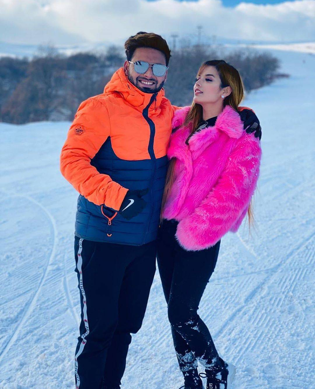 Meet Indian cricketer Rishabh Pant's gorgeous ladylove Isha Negi