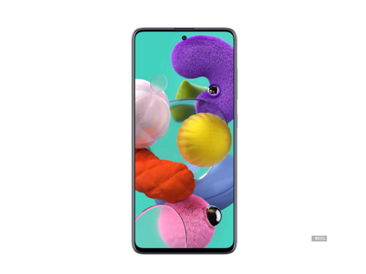 Samsung launches Galaxy A51 8GB RAM model
