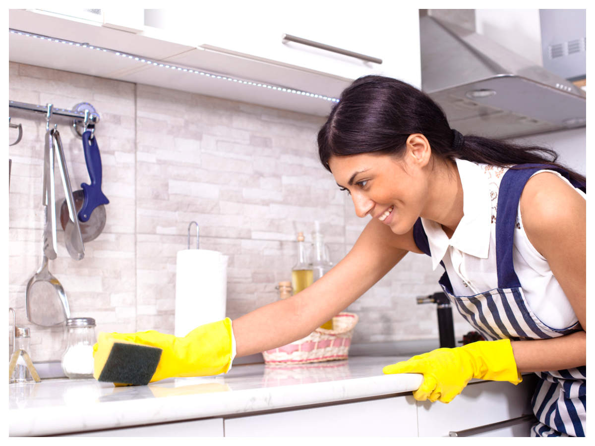 7 Things in the kitchen you should clean everyday