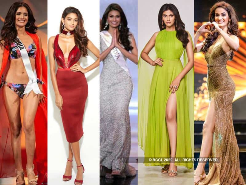 Indian beauty queens slay at International pageants in 2019