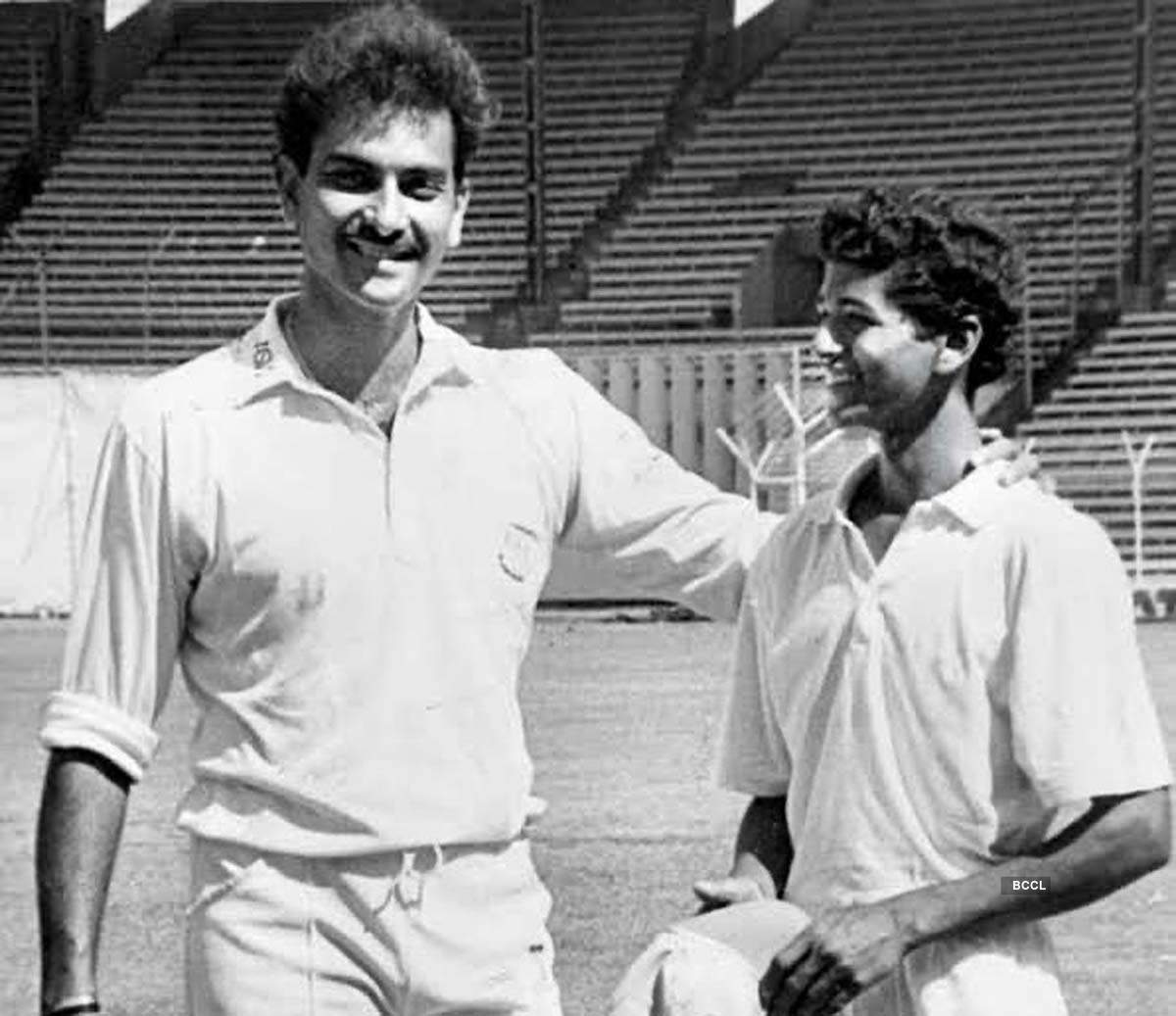 These rare throwback pictures of team India's head coach Ravi Shastri are priceless