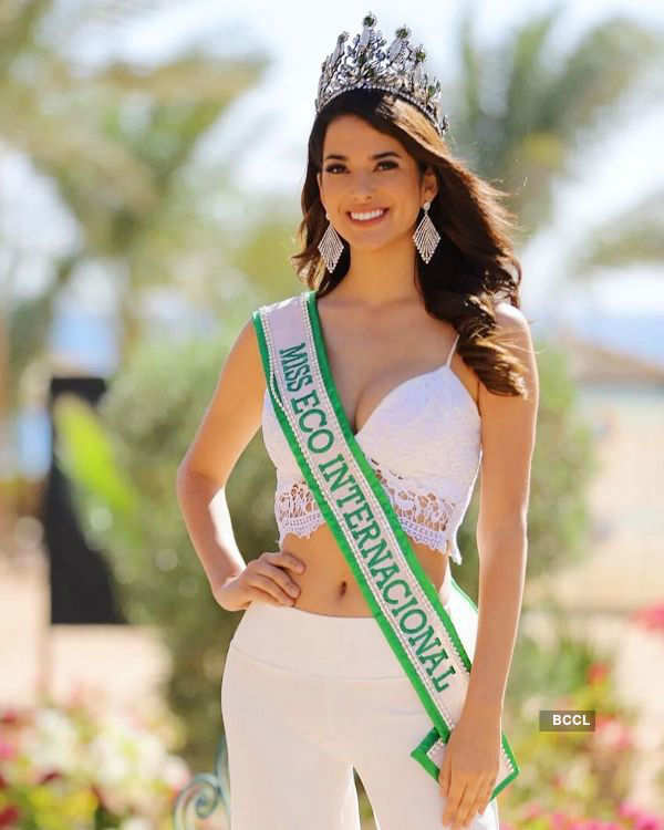 Miss Eco International 2019 to be dethroned due to pregnancy?