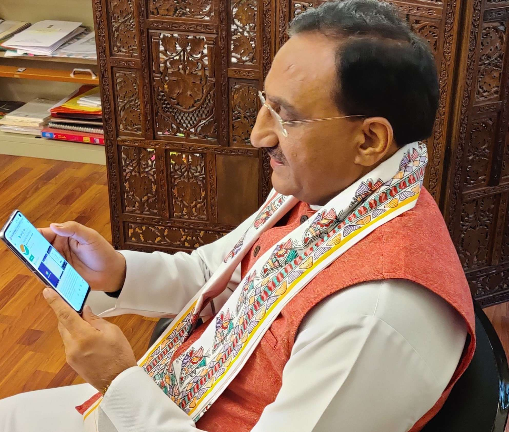 HRD Minister live: NTA preparation app a hit with 4.70 lakh downloads