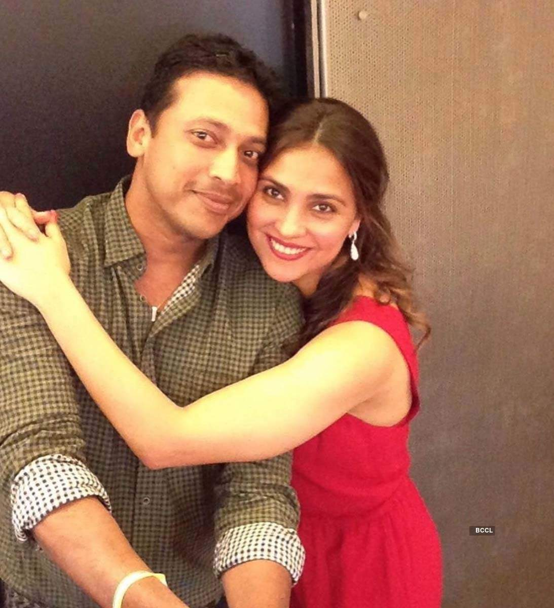 Lara Dutta and tennis star Mahesh Bhupathi give us major couple goals