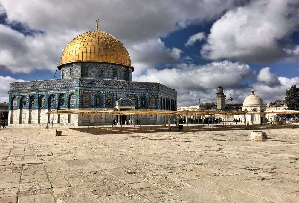 Jerusalem's Al-Aqsa Mosque to reopen on Sunday for public   Times of India  Travel