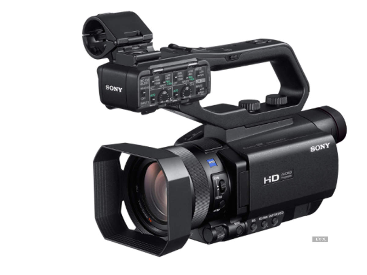 Sony launches HXR-MC88 camcorder