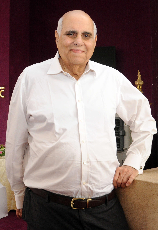 Mr Khushroo N Suntook - Chairman NCPA