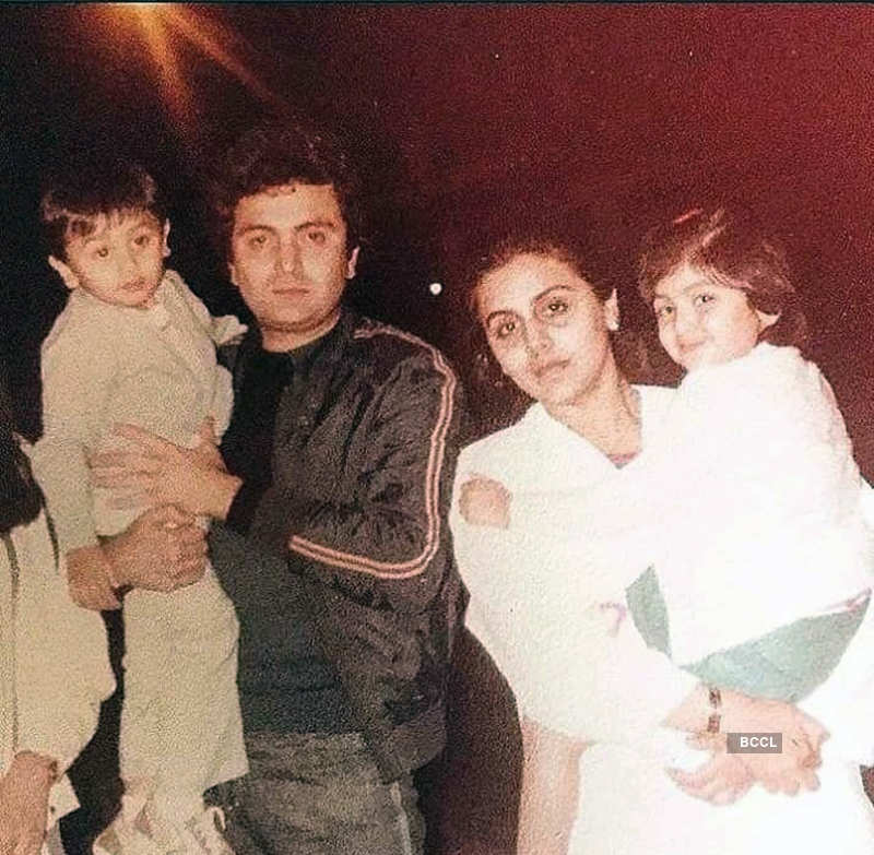 Post Rishi Kapoor's demise, Riddhima's new get-together pictures with Ranbir Kapoor and Alia Bhatt