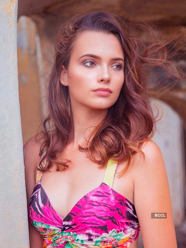 Model-turned-beauty queen Chantal Wiertz is all set to represent Curacao at Miss Universe 2020