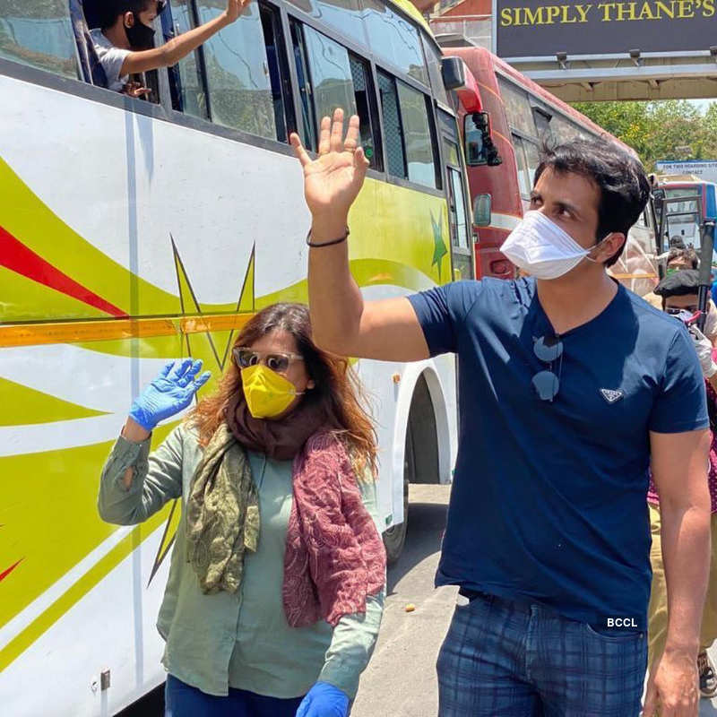 Sonu Sood is winning hearts again, arranges chartered flight for migrants