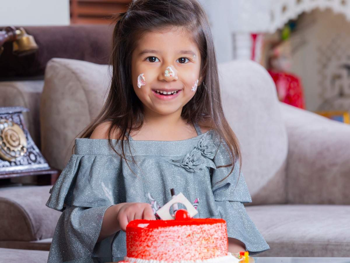 7 Unique Ways To Celebrate Your Child S Birthday In The Lockdown The Times Of India