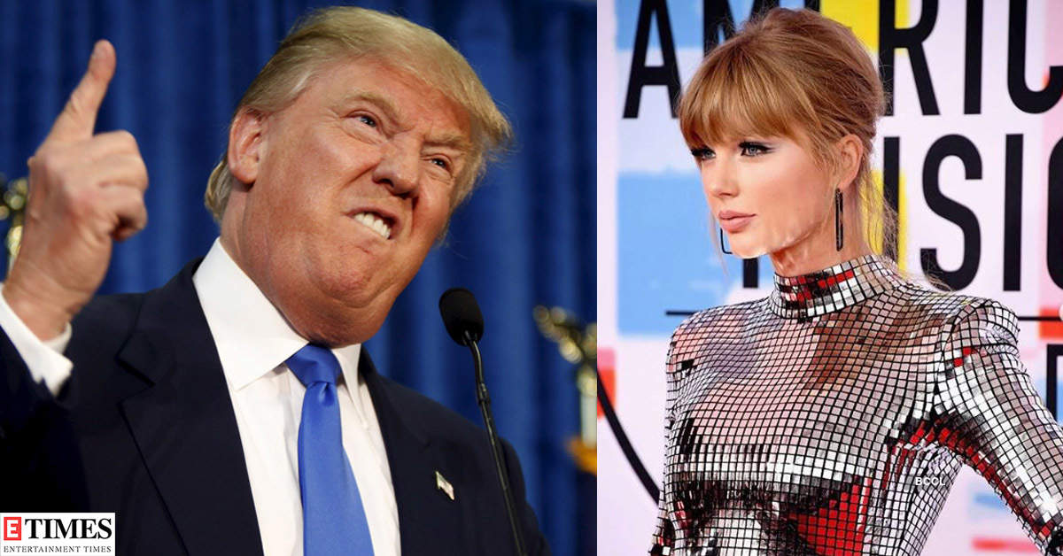 Pop icon Taylor Swift slams Donald Trump for threatening to shoot protesters