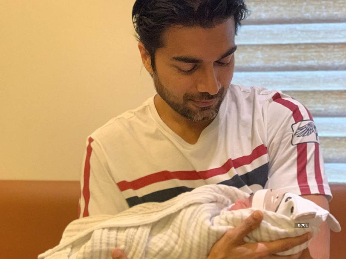 On Gautam being a hands-on father