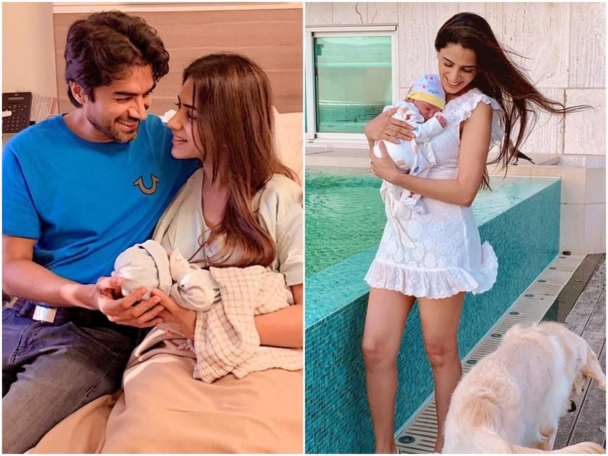 Meri Aashiqui fame and new mom Smriti Khanna on trolls, breastfeeding and postpartum depression