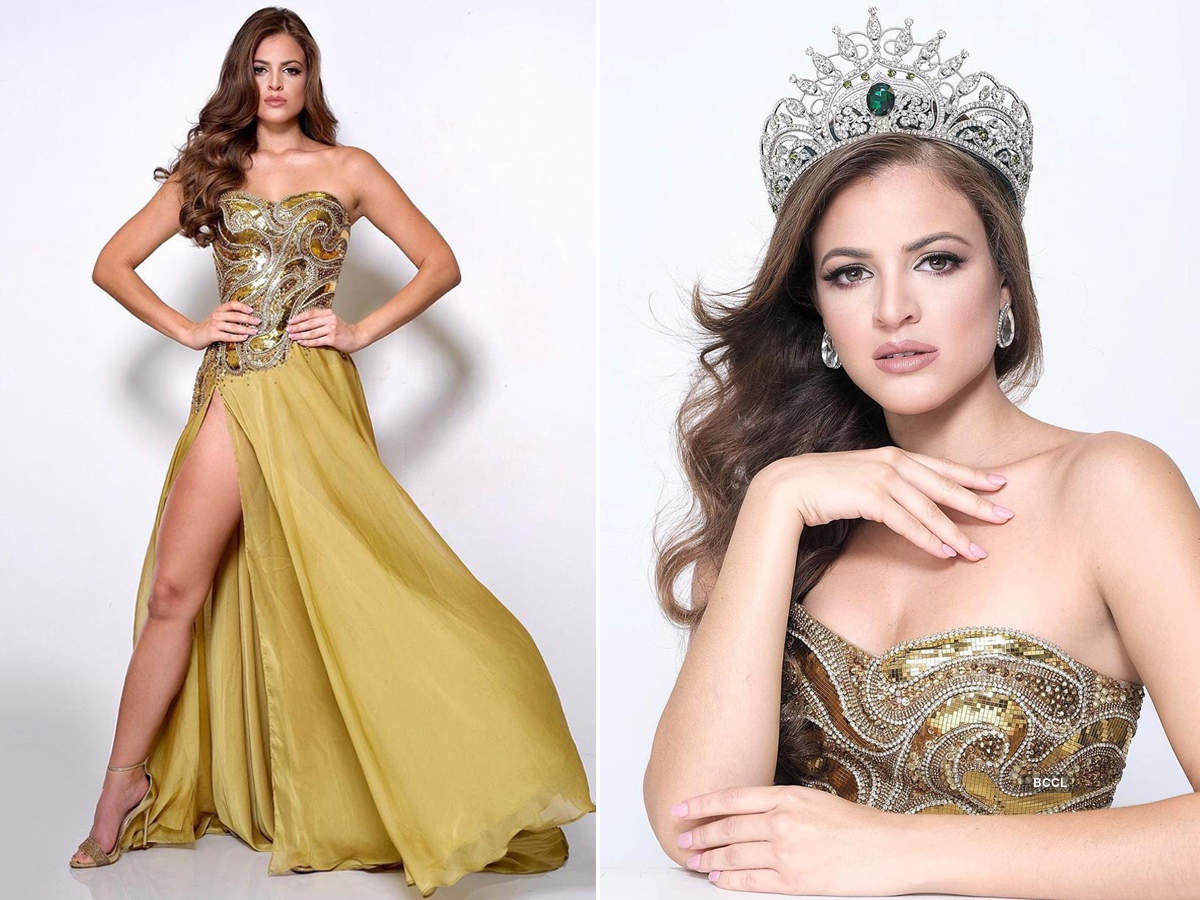 Nurse-turned-model Krystal Badillo is all set to represent Puerto Rico at Miss Earth 2020