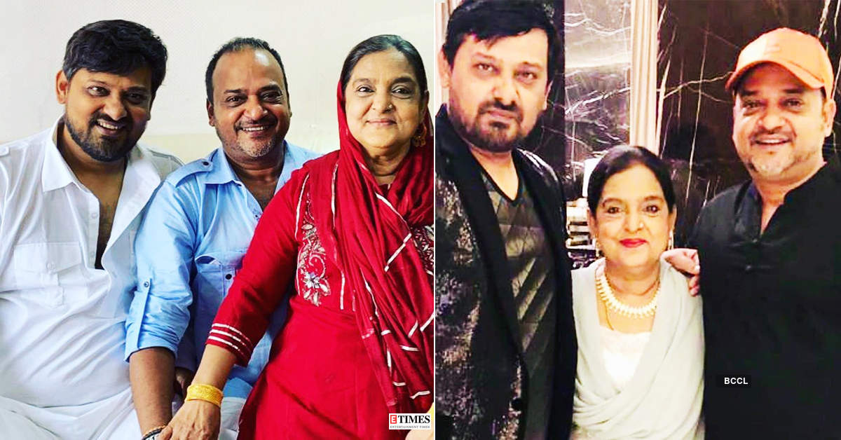 Late Wajid Khan's mother Razina tests positive for COVID-19