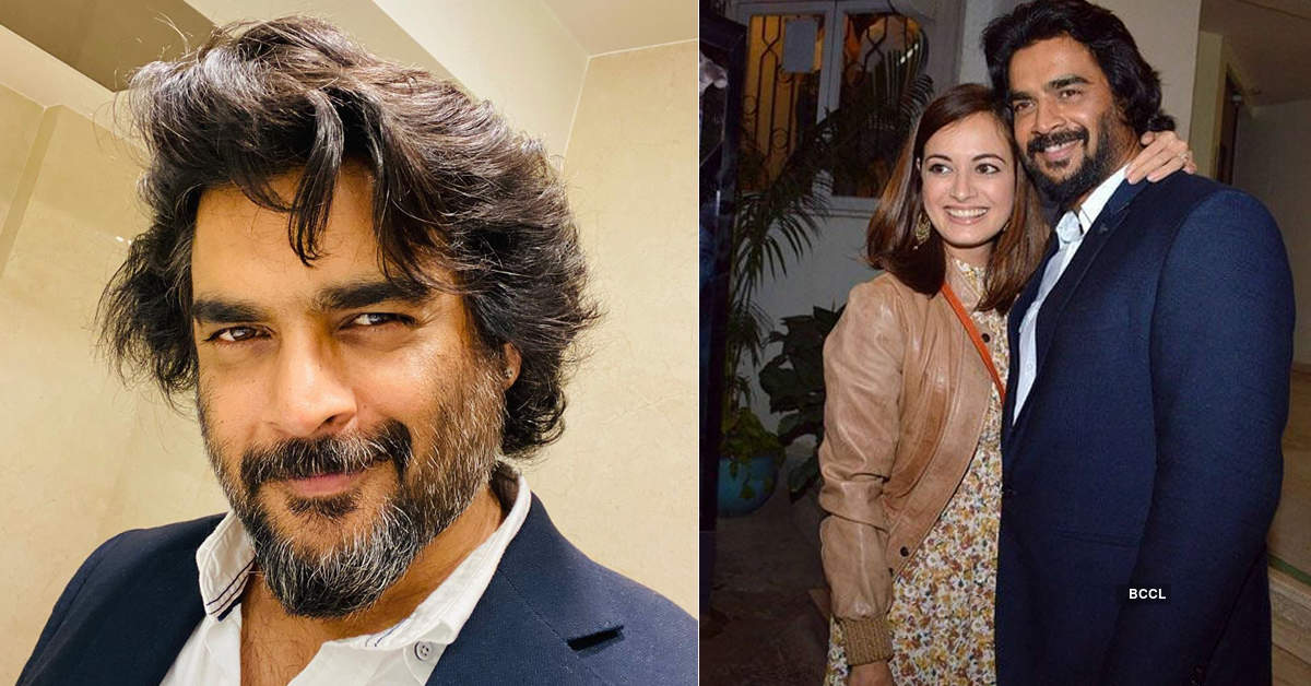 Dia Mirza extends heartfelt b'day wish to R Madhavan, shares a heartfelt throwback picture