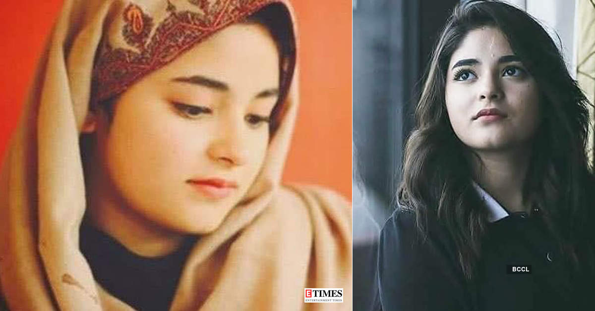 """Zaira Wasim gives befitting reply to trolls on her Locusts Swarm Tweet; says, """"I'm Not An Actress Anymore"""""""