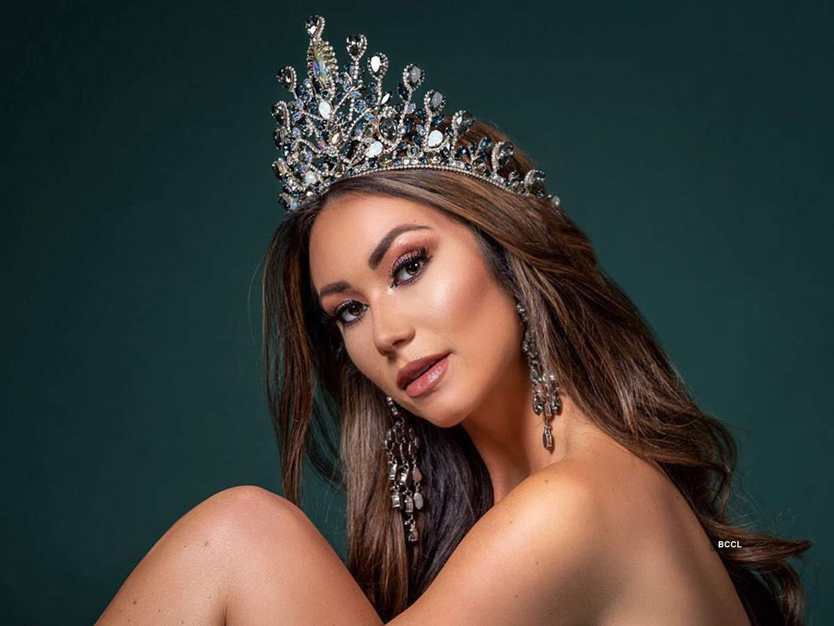 Tessa le Conge chosen as Miss Earth Netherlands 2020
