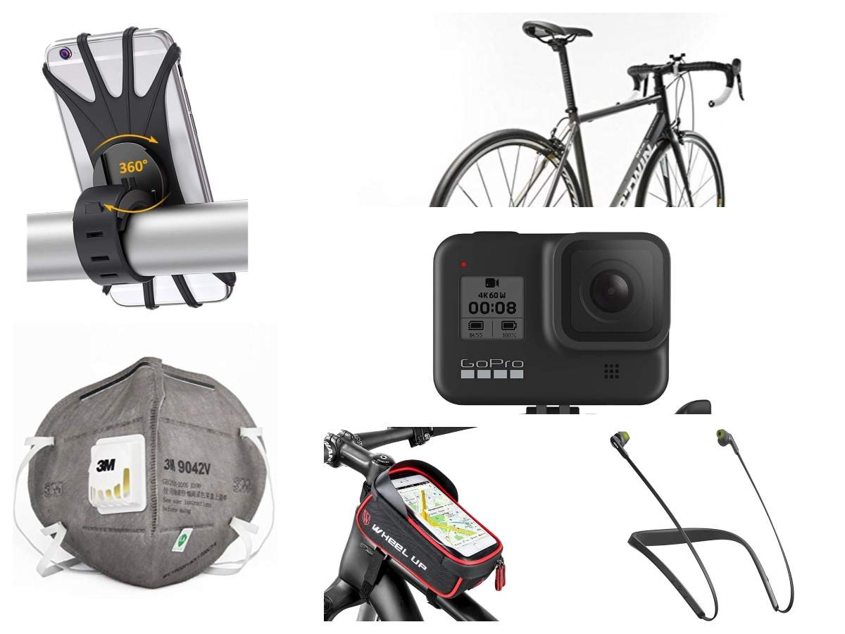 ​10 Accessories for your Bicycle