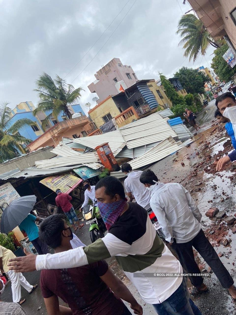 Cyclone Nisarga: At least two dead, three injured in Pune