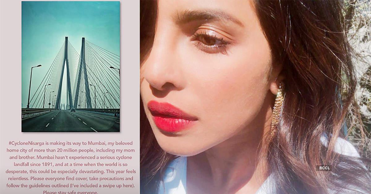 From Akshay Kumar to Kareena Kapoor Khan, celebrities express concerns over cyclone Nisarga