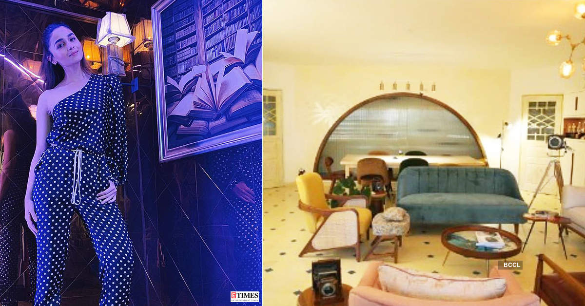 Inside pictures from Alia Bhatt's new luxurious office space you just can't give a miss!