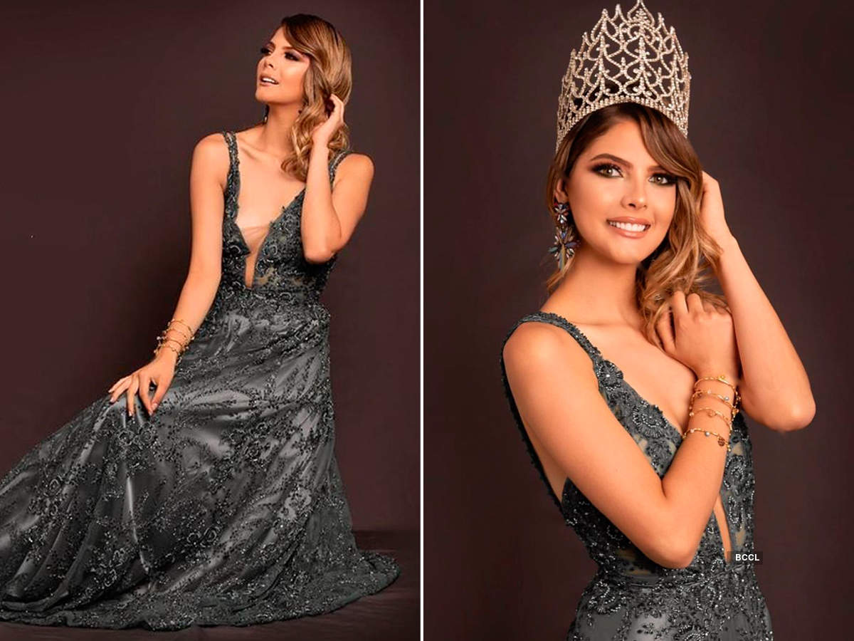 Natalia Manrique elected Miss Grand Colombia 2020