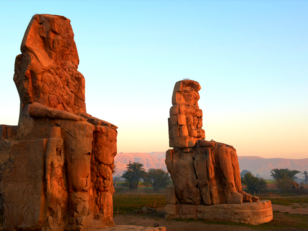 Colossi of Memnon