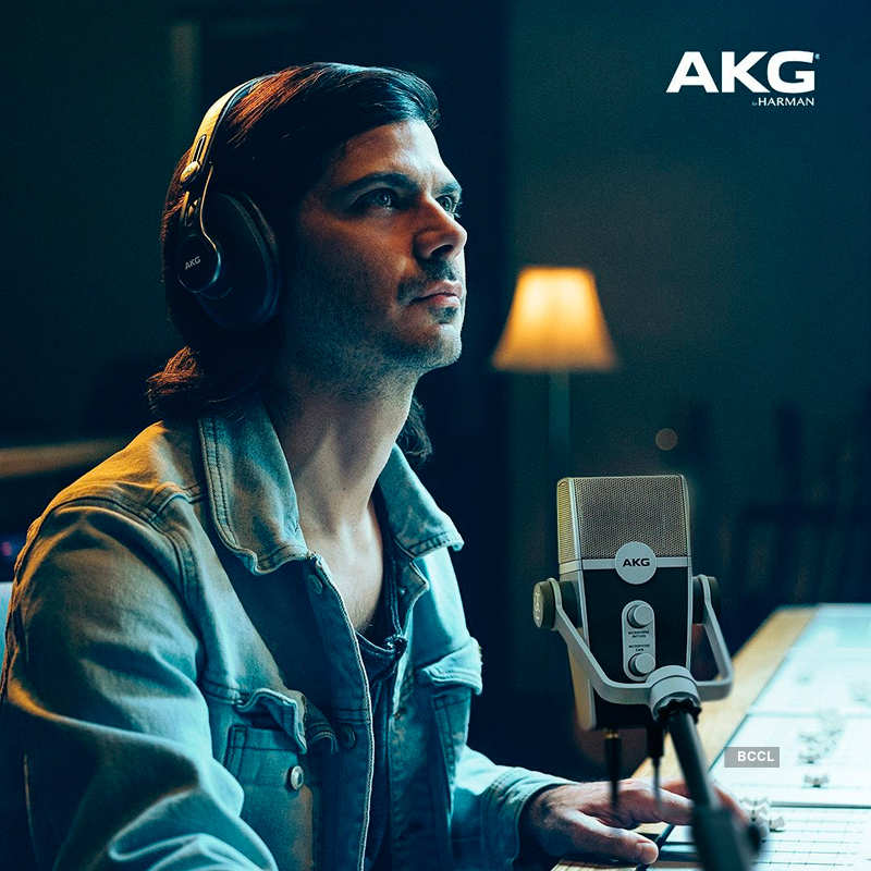 Harman AKG Lyra microphone and AKG studio headphones launched