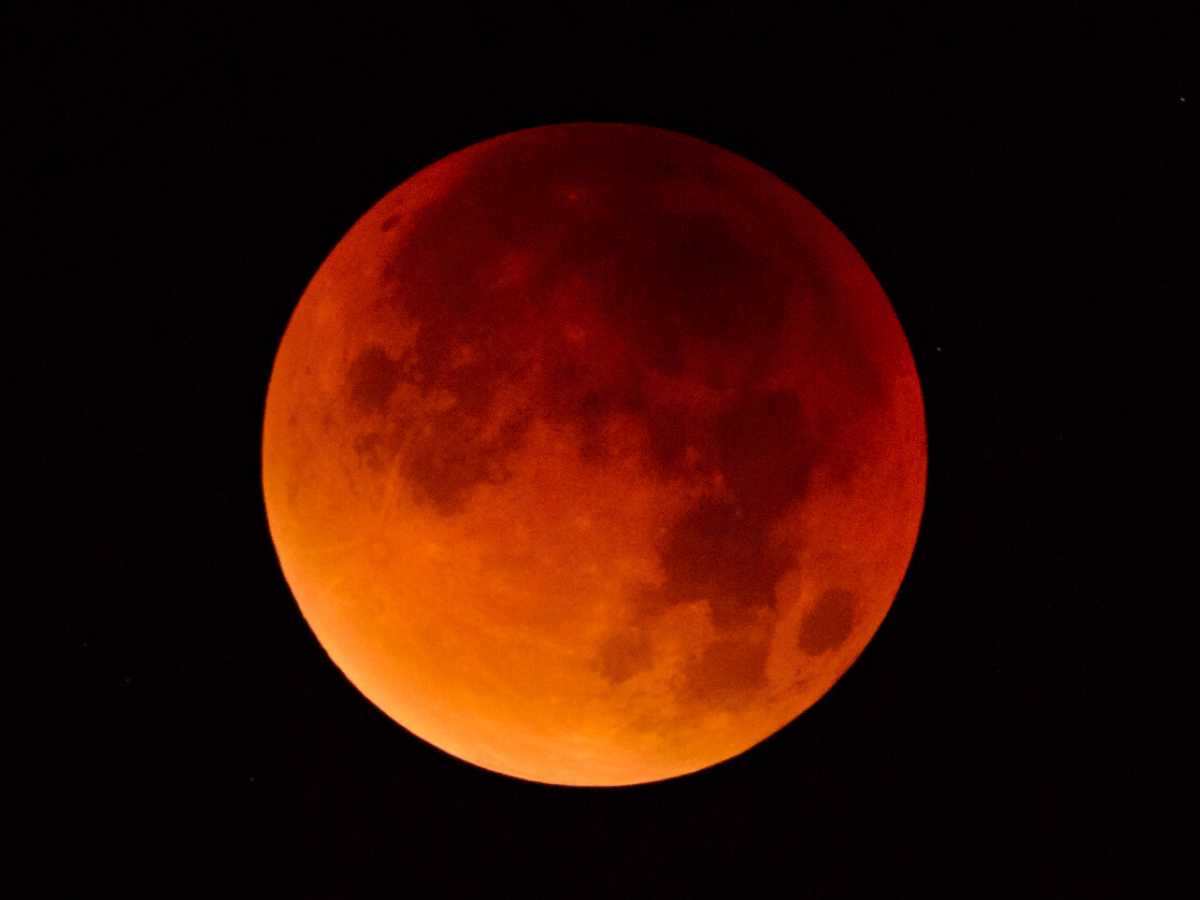Lunar Eclipse 2020 / Chandra Grahan Effects on Health: Can ...