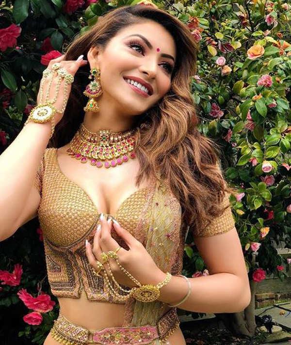 Urvashi Rautela turns up the heat with her glamorous photoshoots