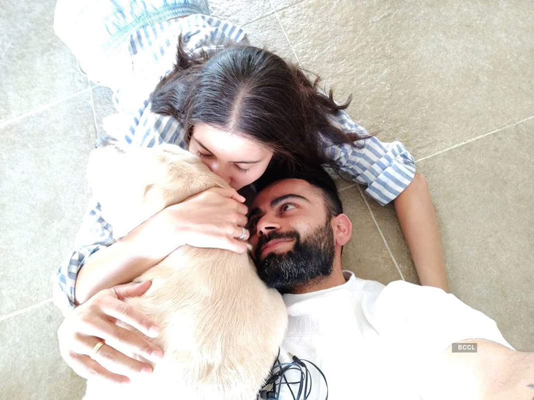 Inside pictures of Virat Kohli and Anushka Sharma's luxurious home