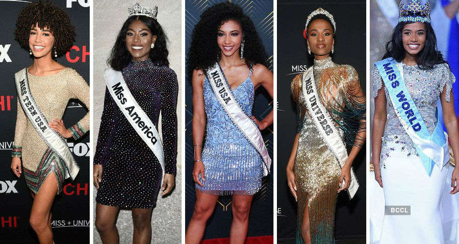 When beauty pageants proved color does not define beauty