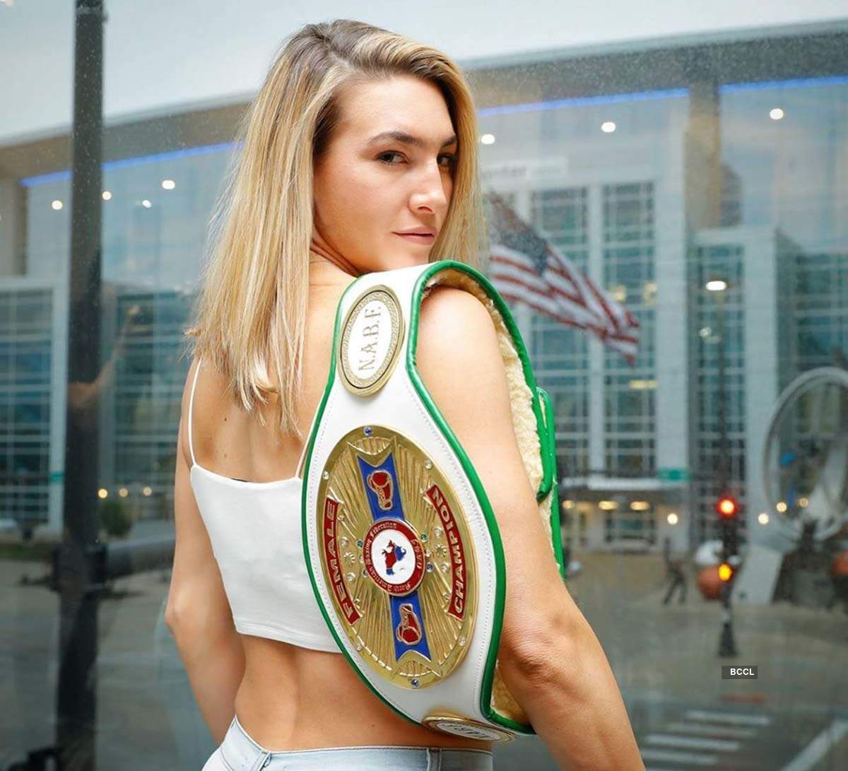 American boxer Mikaela Mayer tests positive for COVID-19
