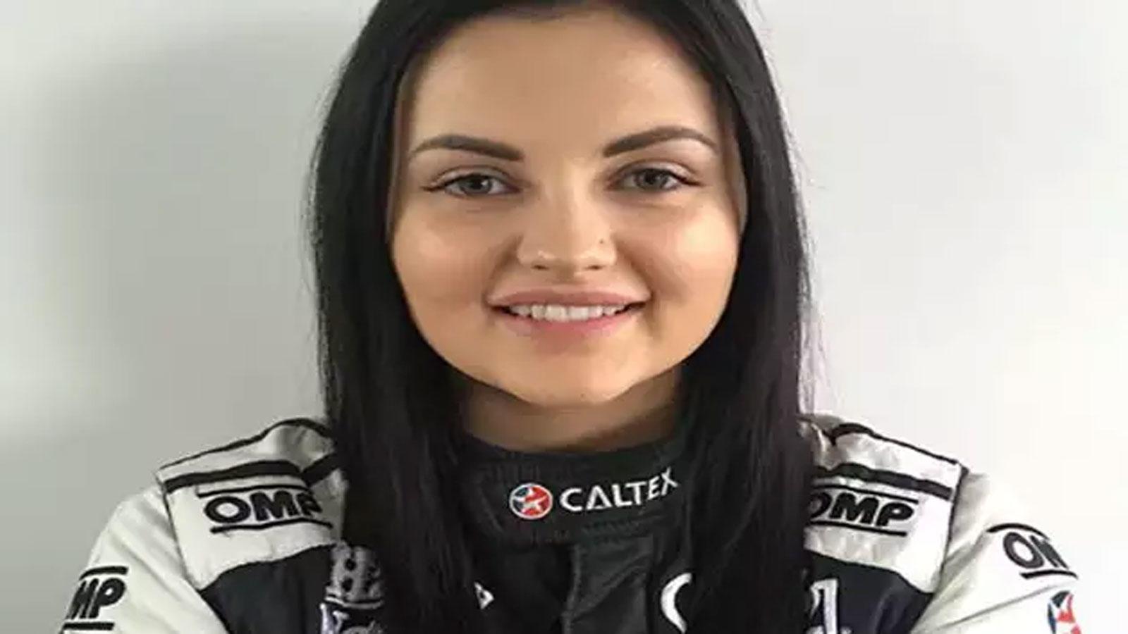 Australian Porn Videos ex-supercar racer renee gracie now xxx star