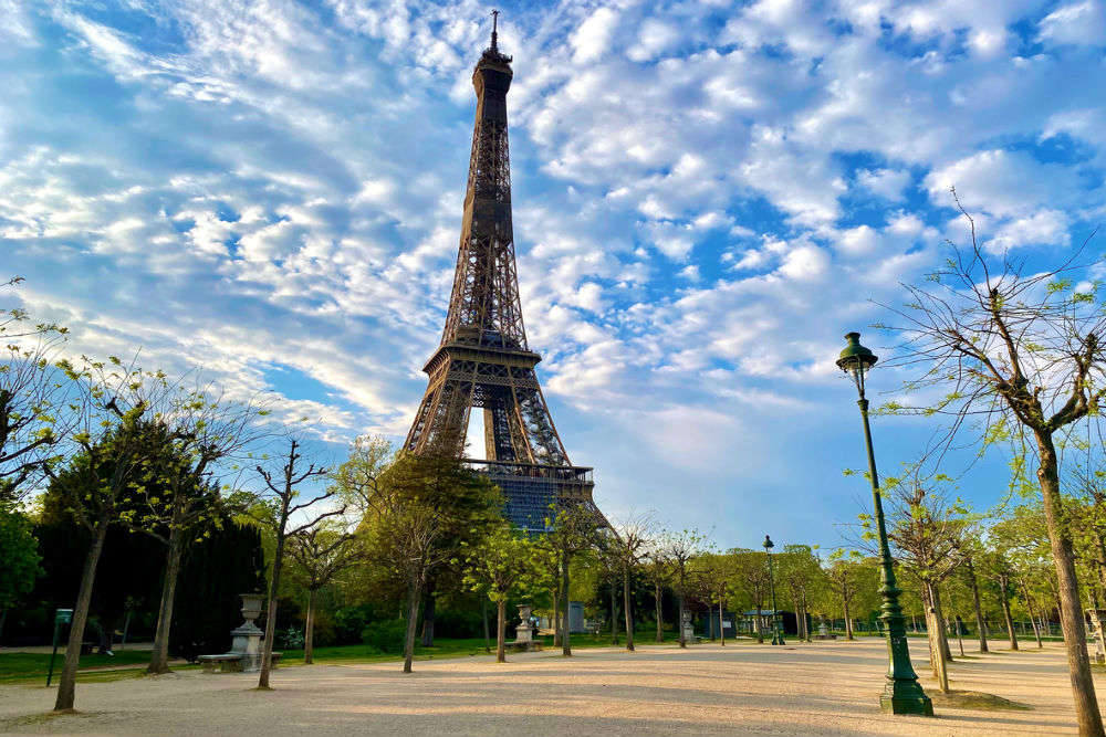 Eiffel Tower all set to welcome tourists from June 25
