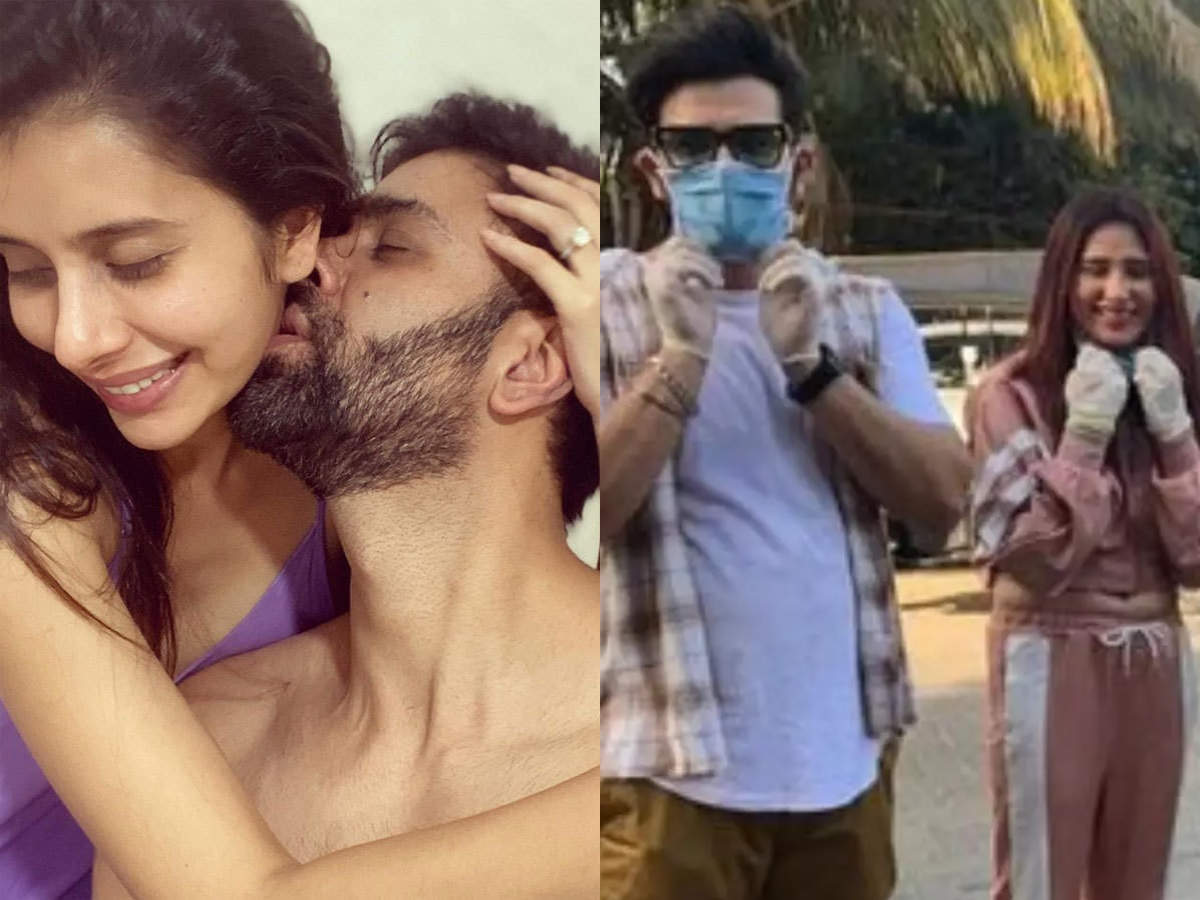 Sharing intimate pics to uploading video of doing charity; here's a look at TV actors who got brutally trolled during lockdown