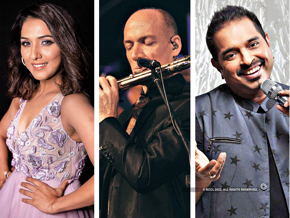 Neeti Mohan, Wouter Kellerman and Shankar Mahadevan among the musicians who are a part of the concert