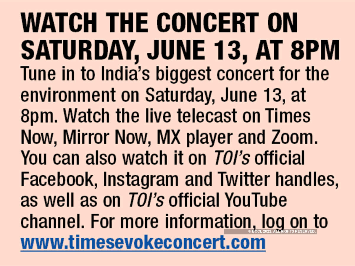 Watch the concert on Saturday, June 13