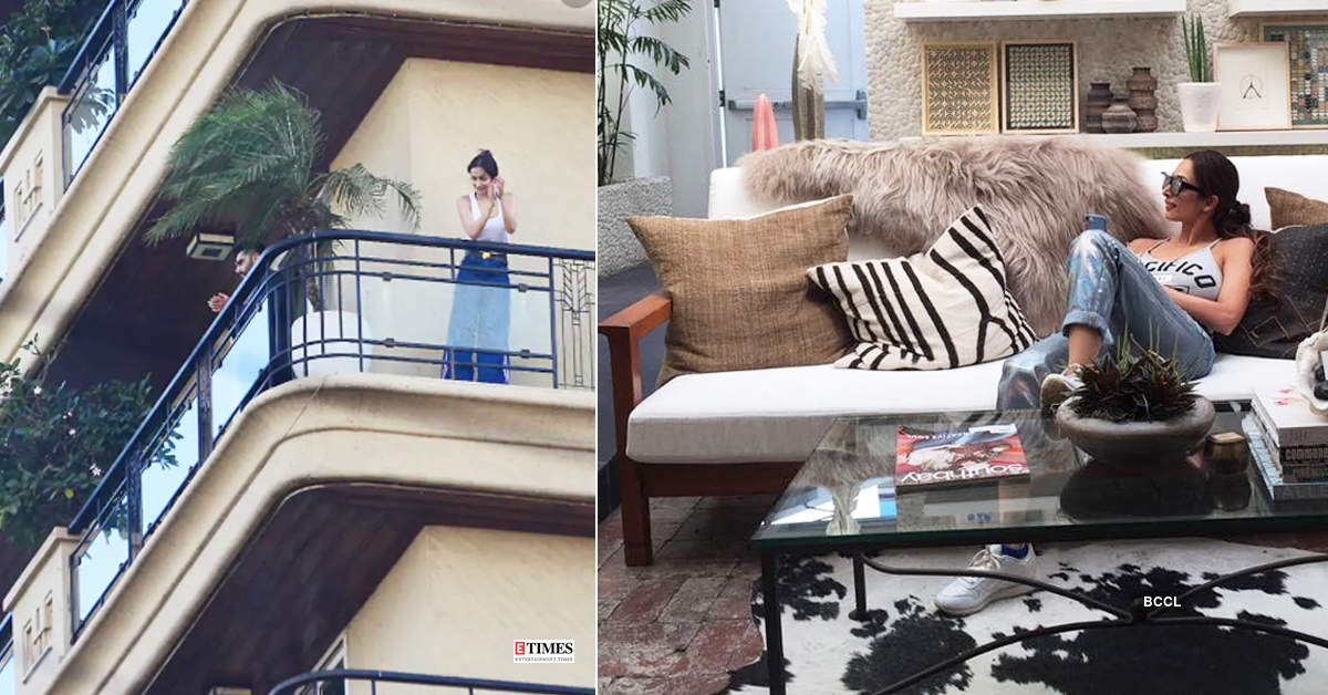 Amid COVID-19, Malaika Arora's building gets sealed after a resident tests positive
