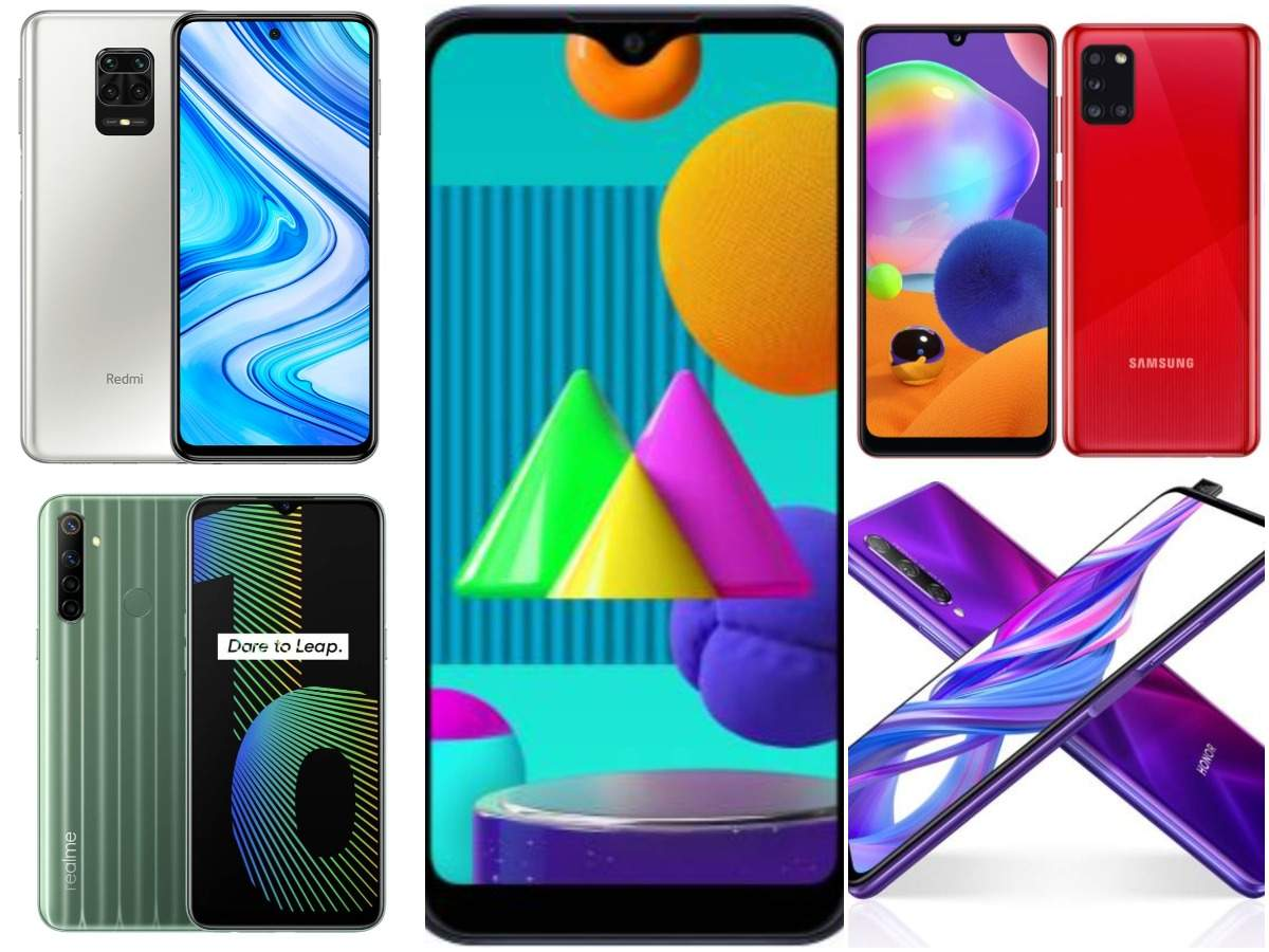 11 new smartphones from Xiaomi, Realme and others that you can buy under Rs 20,000