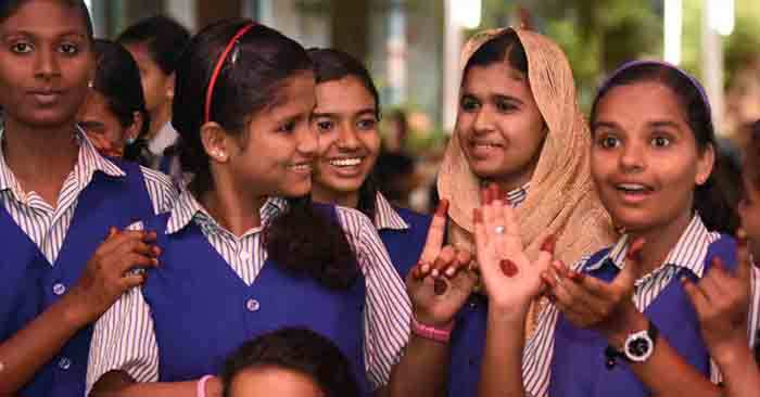 Kerala education department conducts online classes for economically weak students