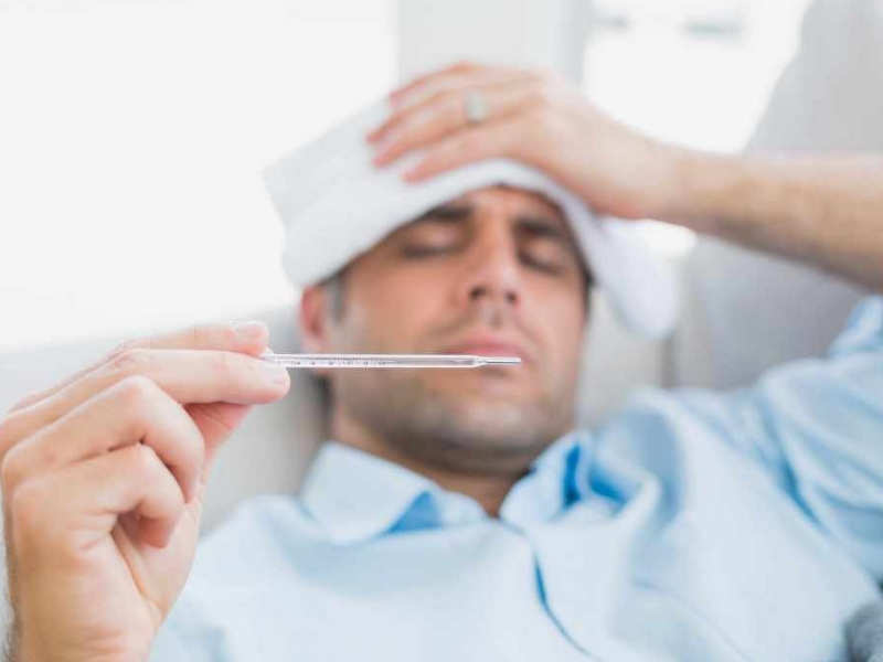 Did you have the coronavirus infection before? Here are some possible signs  | The Times of India