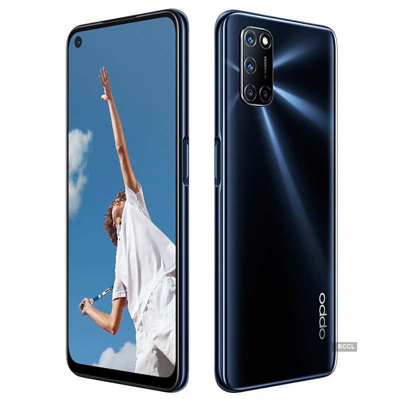 Oppo A52 launched in India