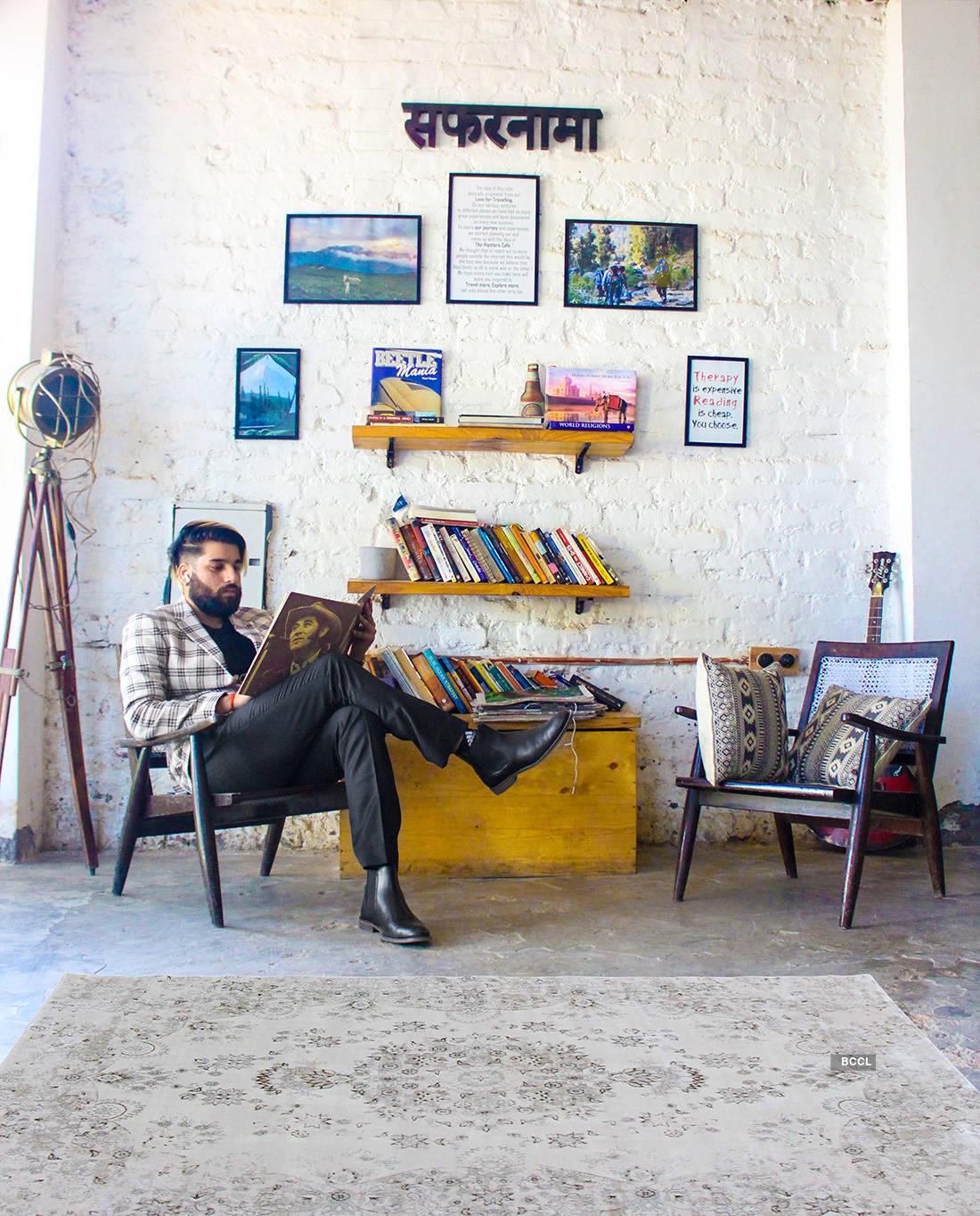 Meet Abhinav Bhardwaj who's living life in an extraordinary way...