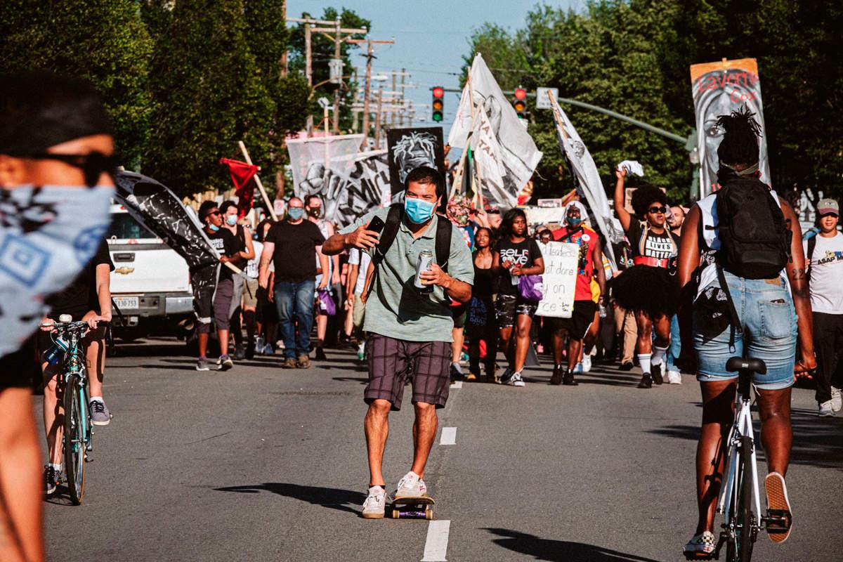 Thousands participate in Black Pride March in Richmond