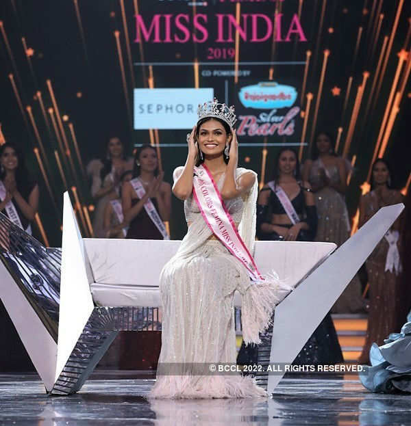 It's a year to your glorious reign: Femina Miss India World 2019 Suman Rao