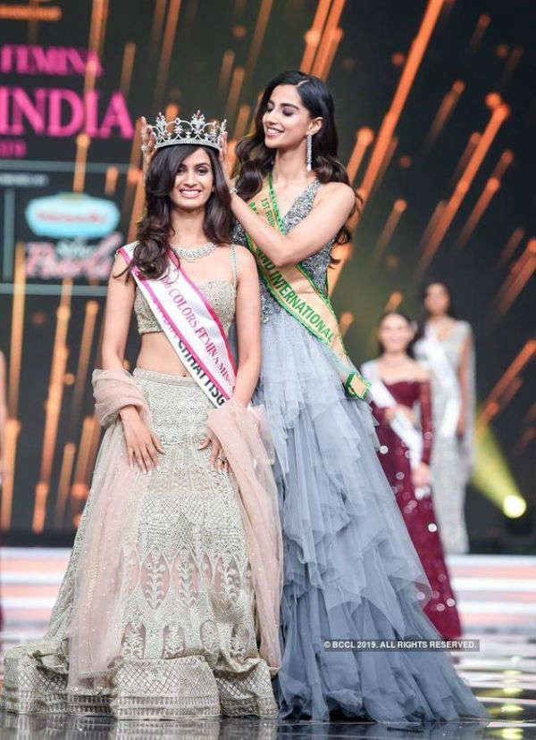 It's a year to your glorious reign: Femina Miss Grand India 2019 Shivani Jadhav